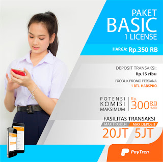 Panduan Paytren Paket Basic