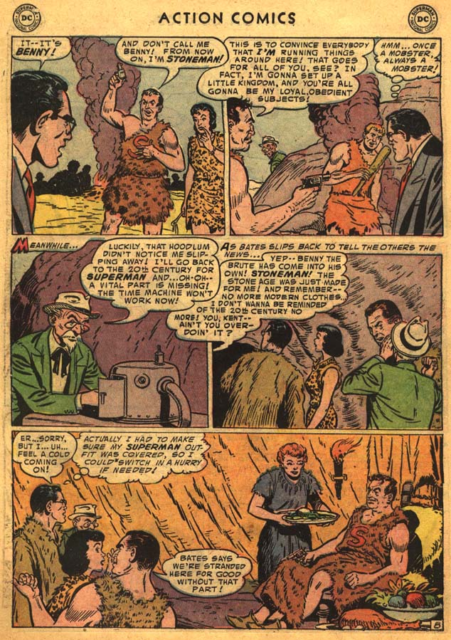 Read online Action Comics (1938) comic -  Issue #201 - 10