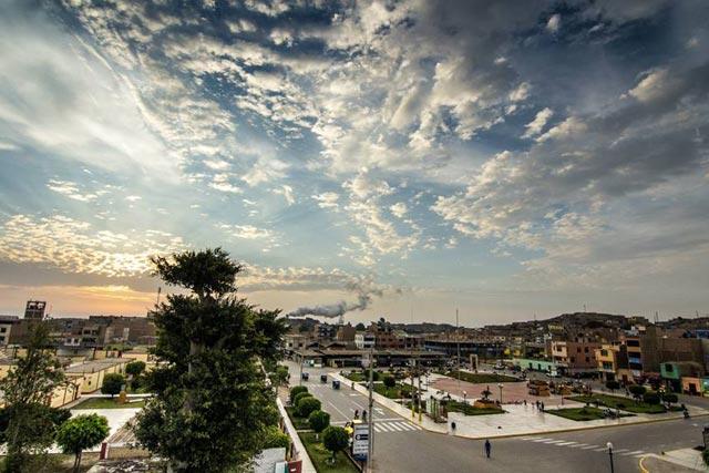 Ciudad de Paramonga (Foto de Maribel Maguiña)