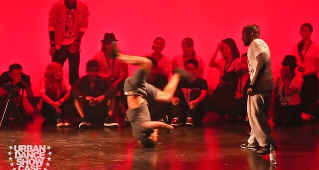 Aksi Breakdance Memukau di Urban Dance Show Case Ini Akan Membuatmu Terkesima Breakdance Memukau Neguin VS BBoy Junior, Urban Dance Show Case, Neguin VS BBoy Junior Breakdance,  Urban Dance Show Case Breakdance,