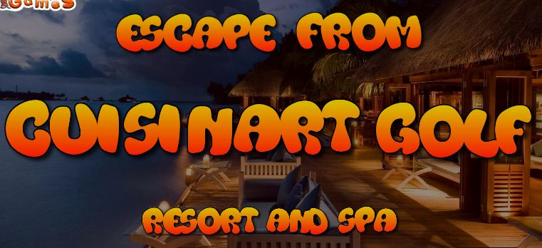 Escape From CuisinArt Golf Resort And Spa Walkthrough