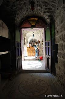 Klooster Van St Gerasimos (Deir Hajla), Israël