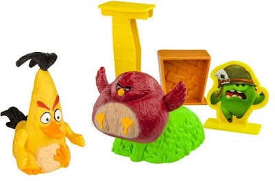 McDonald Toy Angry Birds 2016