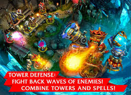 Download Game Terbaru Etherlords Arena Mod Apk Unlimited Money