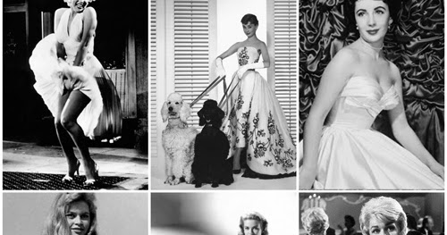 You're Invited! Presenting HISTORY OF FASHION IN FILM 1950s at Egyptian Theatre 6/23