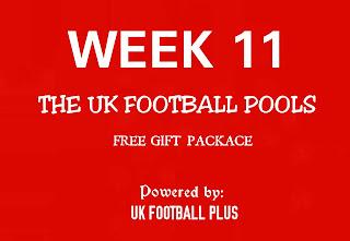 The UK football pools