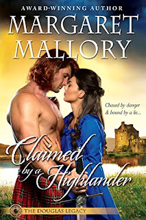CLAIMED BY A HIGHLANDER - Scottish historical romance by Margaret Mallory