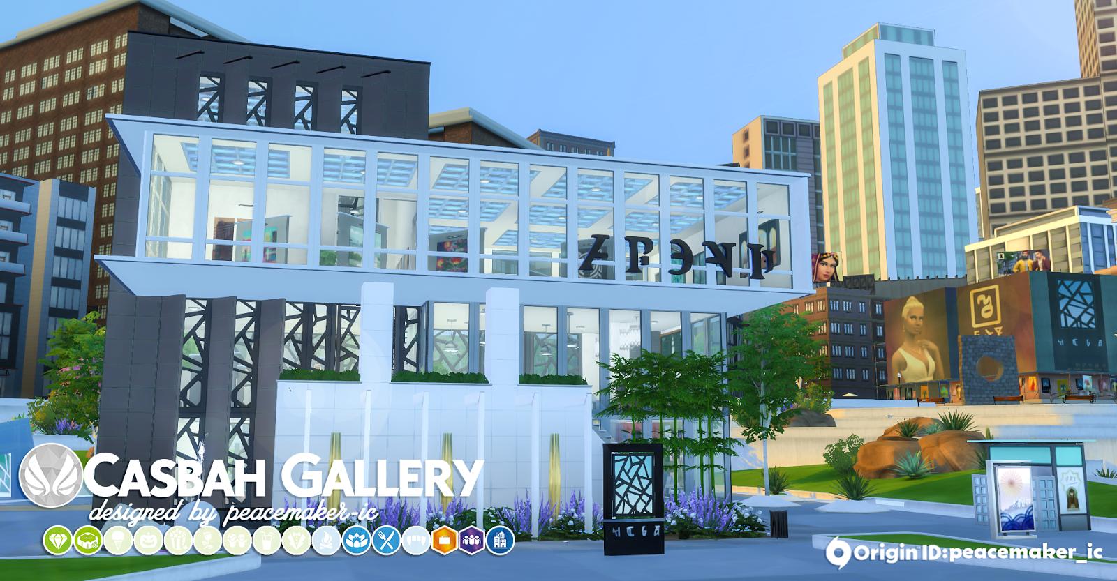 Simsational Designs: San Myshuno Makeover - Community Lot Dump