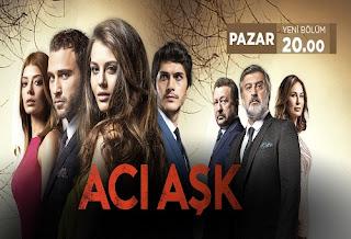 المسلسل الجديد العشق المر- Al 3ich9 Al Mor