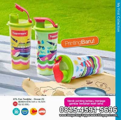 Tempat minum cantik dan sehat untuk anak