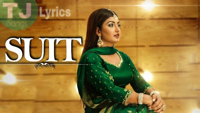 Suit Lyrics: A latest punjabi song in the voice of Anmol Gagan Maan, composed by Desi Routz while lyrics is penned by Simma Ghuman.