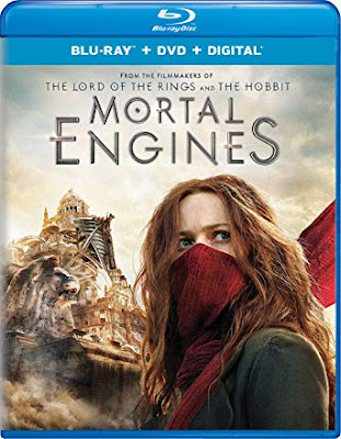 Mortal Engines 2018 English 720p BRRip 1.1GB ESubs