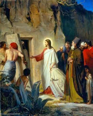 VUI HỌC THÁNH KINH  CHÚA NHẬT 5 MÙA CHAY A