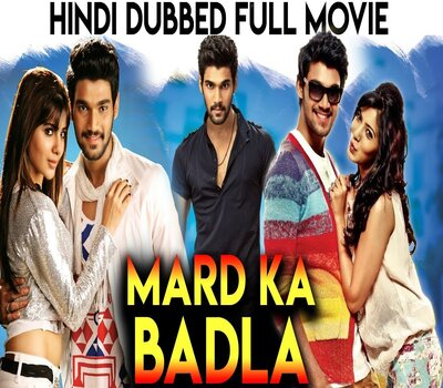 Mard Ka Badla (2019) Hindi Dubbed 720p HDRip x264 850MB Movie Download