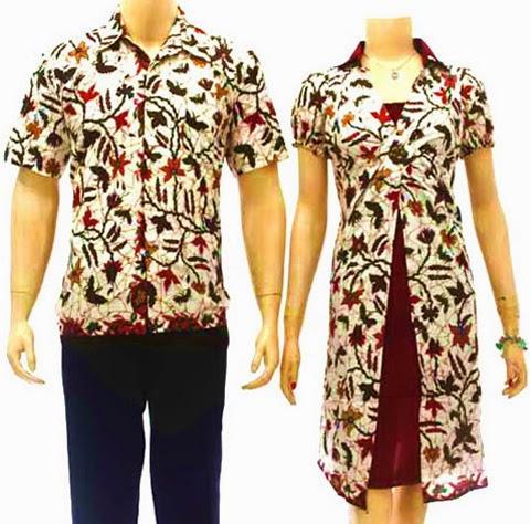 Model Baju Batik Couple Sumber Sekarbatik Sebenarnya Selain Model