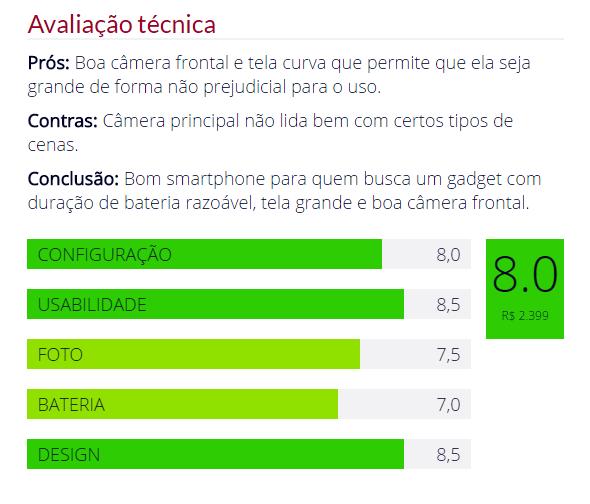 Avaliação técnica do Sony Xperia XA Ultra: Bom smartphone para quem busca um gadget com duração de bateria razoável, tela grande e boa câmera frontal