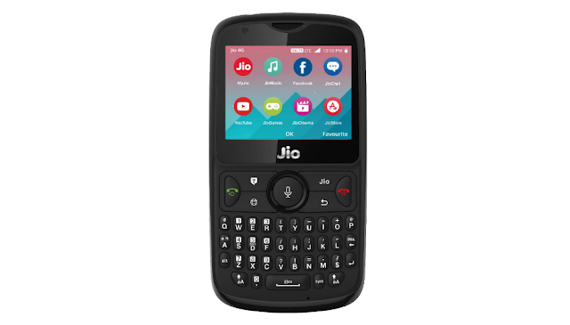 JioPhone Monsoon Hungama Offer