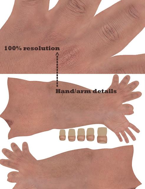 Genesis 3 Male Merchant Resource - Medium Skin