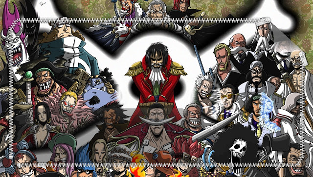Ternyata Pesan Asgardia Dan Nuswantara Sudah Disampaikan Dalam One Piece! - Tokoh One Piece