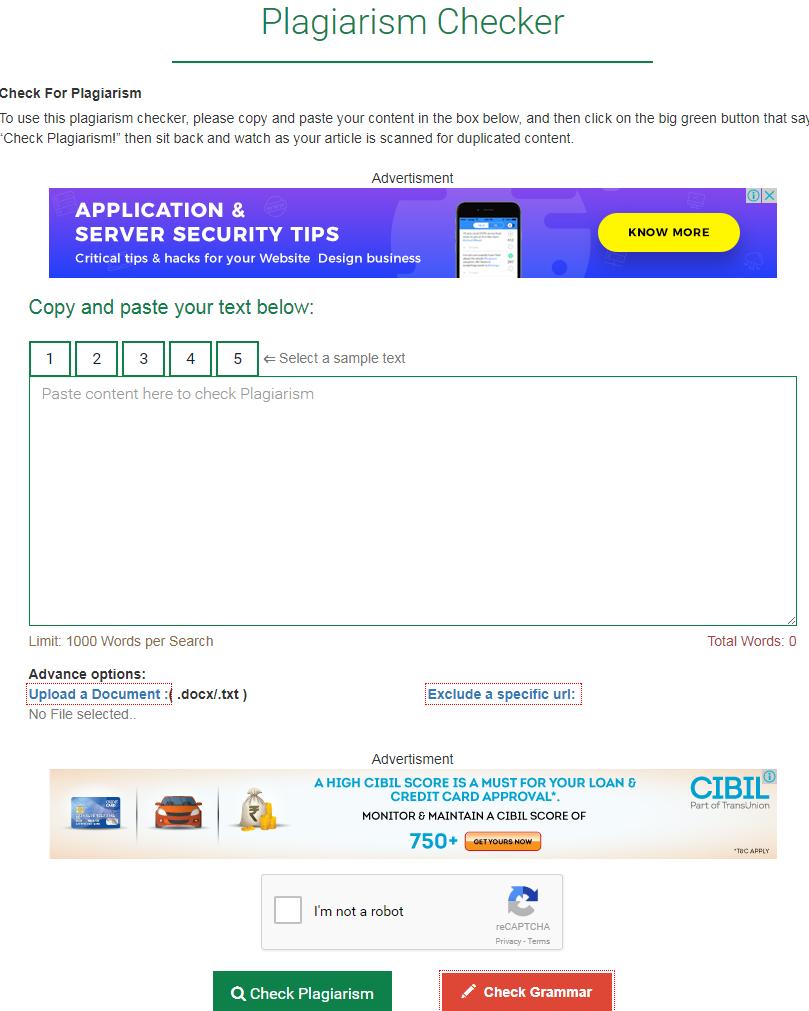 Small Seo Tools- A Free Seo tool for Bloggers - Blogger WP Hacks