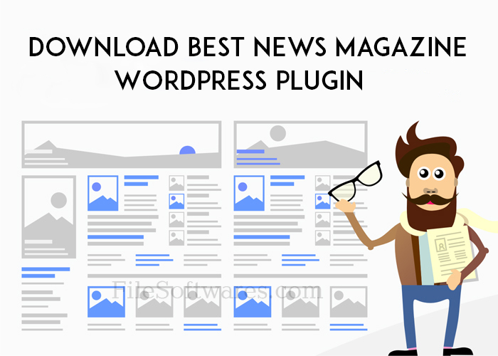 Wordpress news magazine