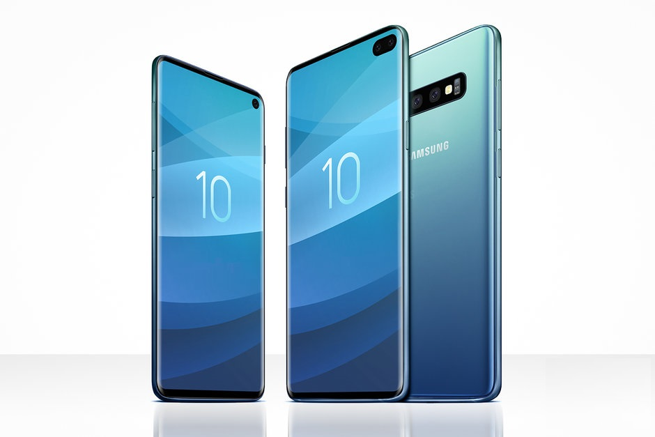 Rumours Suggest Samsung Galaxy S10 with Preinstalled Screen Guard and an Edge model