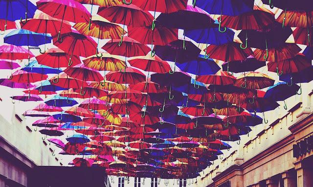 hiasan payung