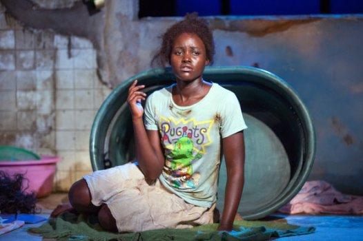 Lupita Nyong'o nominated for Tony Award
