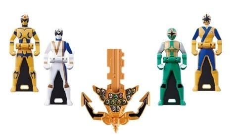 Henshin Grid: IFs: How would Bandai America handle Ranger ...