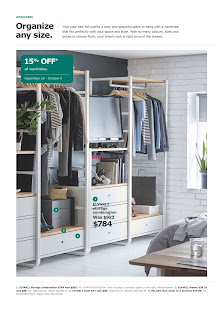 IKEA Flyer The Bedroom Event valid September 18 - October 09, 2017