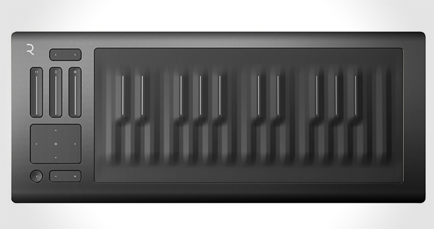 ROLI Seaboard RISE 25 MIDI Keyboard