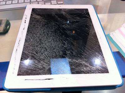 Tư vấn địa điểm thay màn hình iPad 4