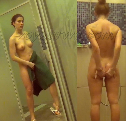 Showerroom 1548-1564 (Public shower room spy cam. Shower room fitness gym  hidden cams)