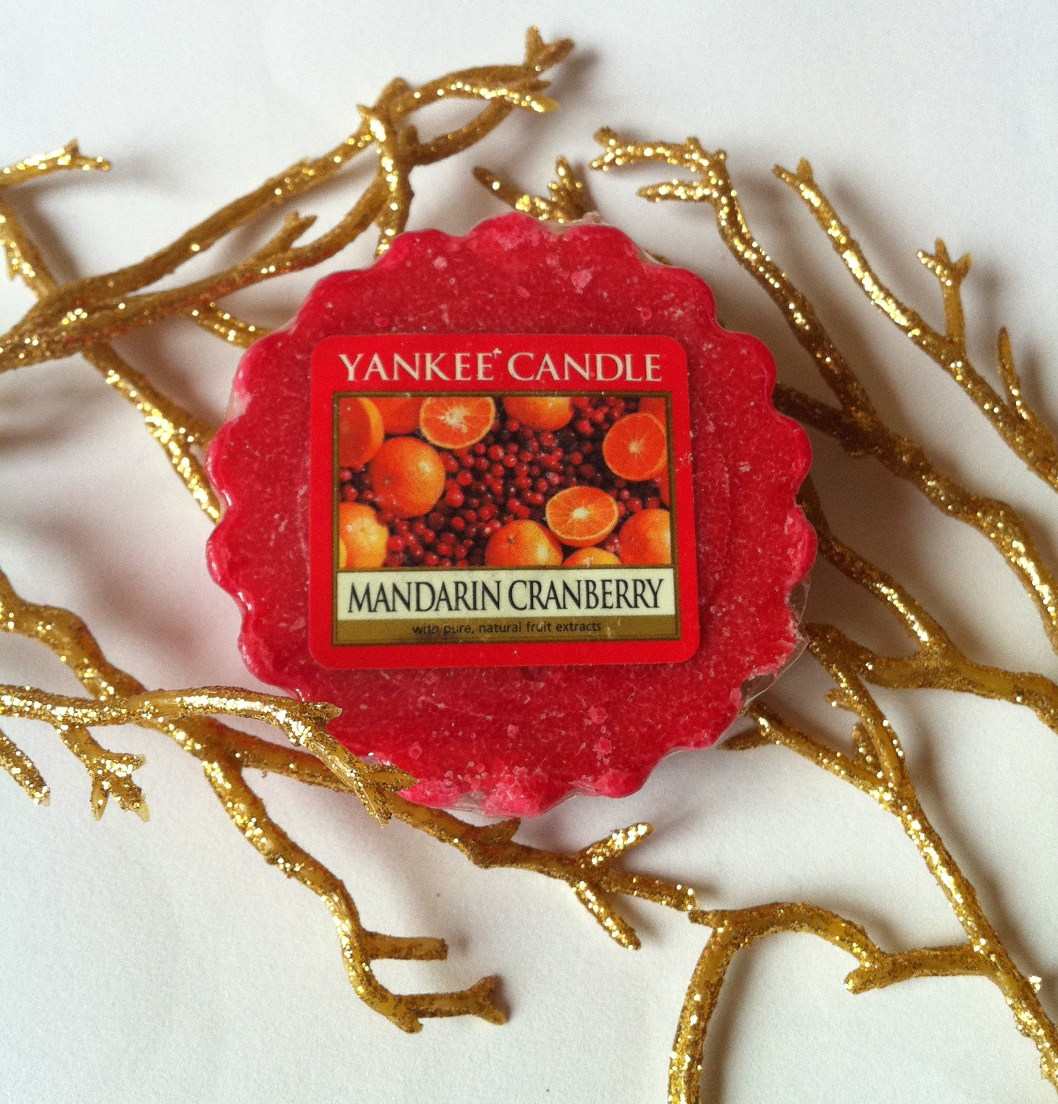 Mandarin Cranberry od YC !!!