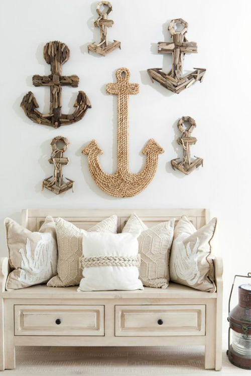 Anchor Gallery Wall