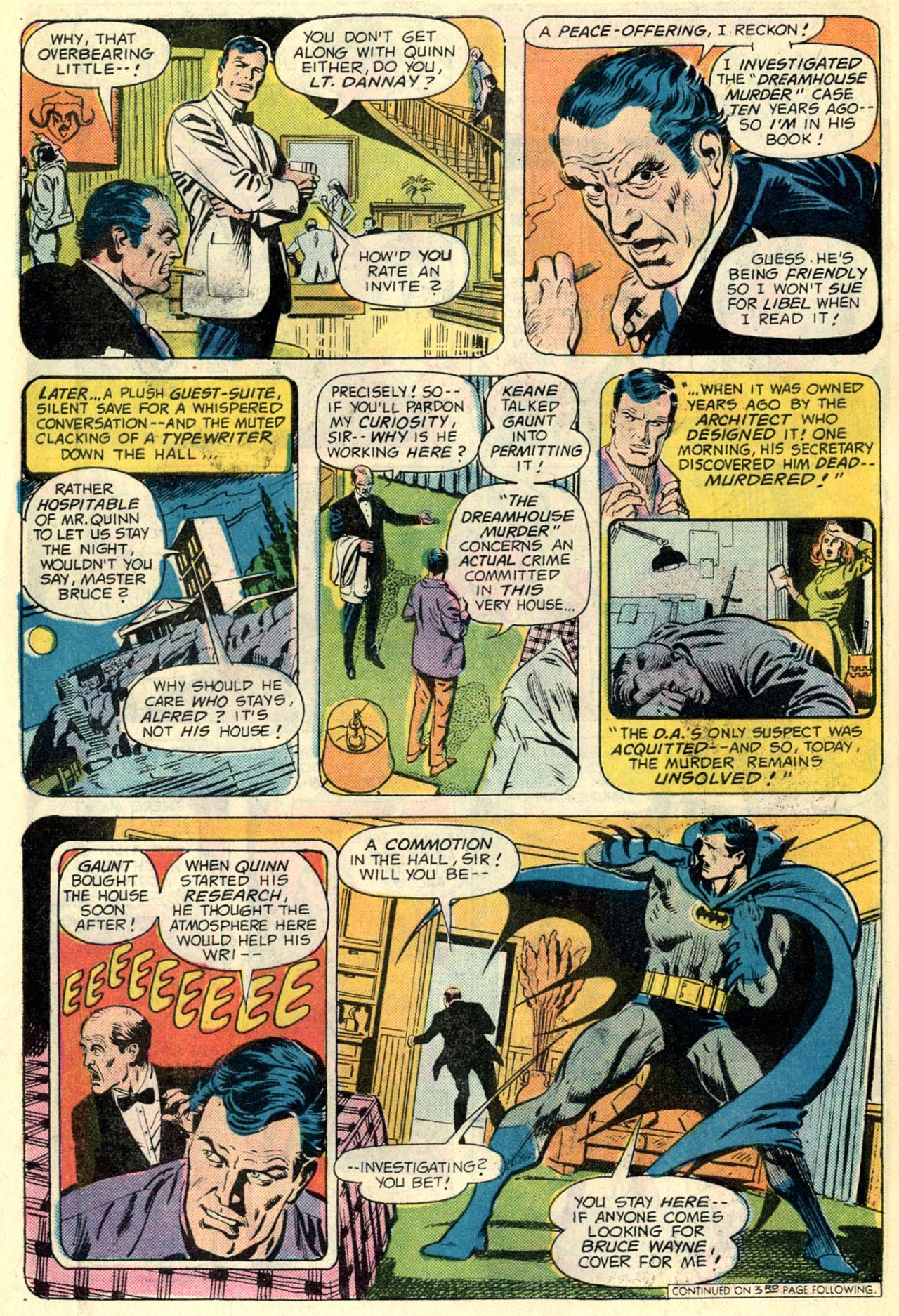 Detective Comics (1937) 459 Page 5