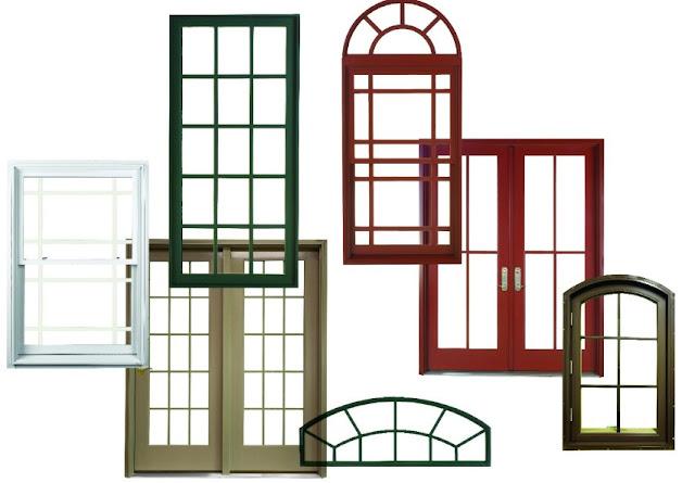 32 Gambar Model jendela rumah minimalis - Jendela rumah kayu besi holo dll