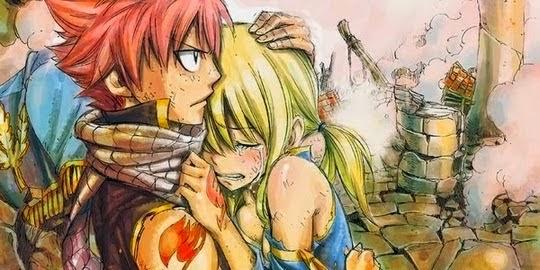 Fairy Tail, Hiro Mashima, Manga, Actu Manga,