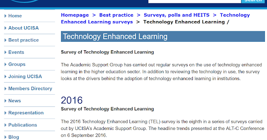 2 Free & useful #TELearning in Higher Ed reports #elearning #education