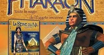 NIL REINE PHARAON DU LA TÉLÉCHARGER CLÉOPÂTRE
