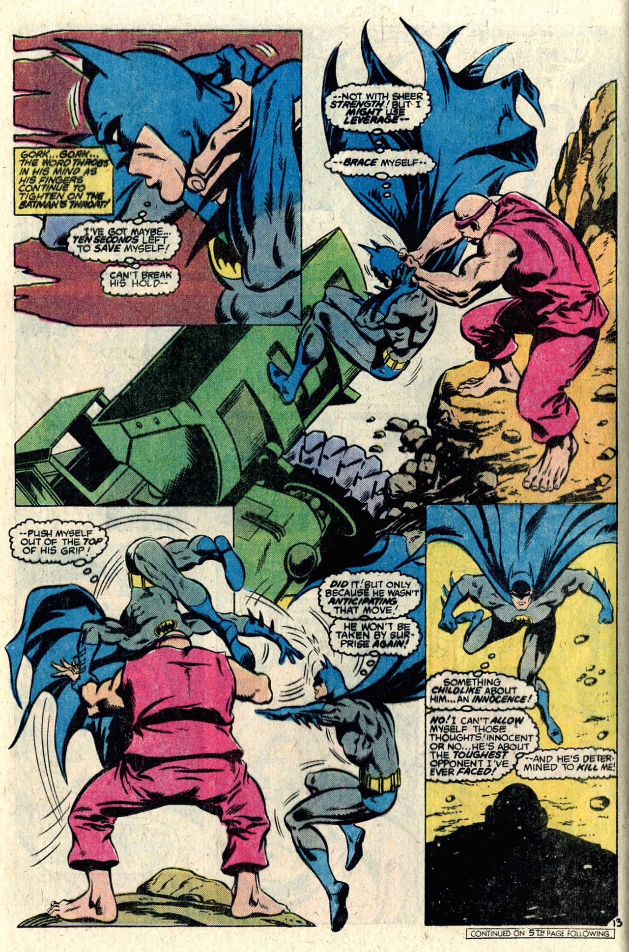 Detective Comics (1937) 480 Page 19