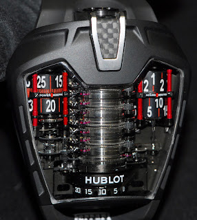 11 barillets Hublot MP-05