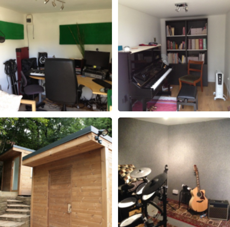 An Interesting Section On The Garden2Office Site About How Effective  Soundproofing Can Be And Which Materials They Use To Achieve Their  Successful Sound ...