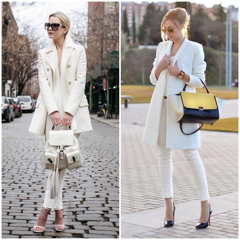 d424f48e0aef Les Femmes Rebelles  Come indossare il bianco d inverno