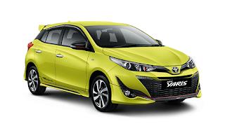 Gambar Toyota Yaris Bandung