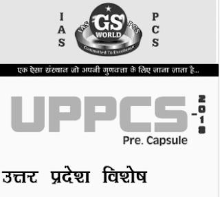 GS World UPPCS Pre Test Series PDF