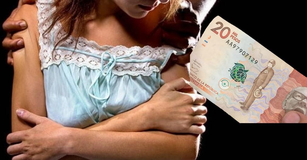 Hombre habría ofrecido $20.000 por la virginidad de una niña de 13 años