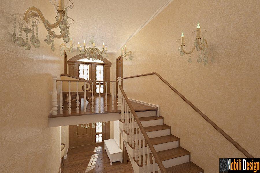 Amenajari interioare case vile clasice in Bucuresti - Design Interior Bucuresti
