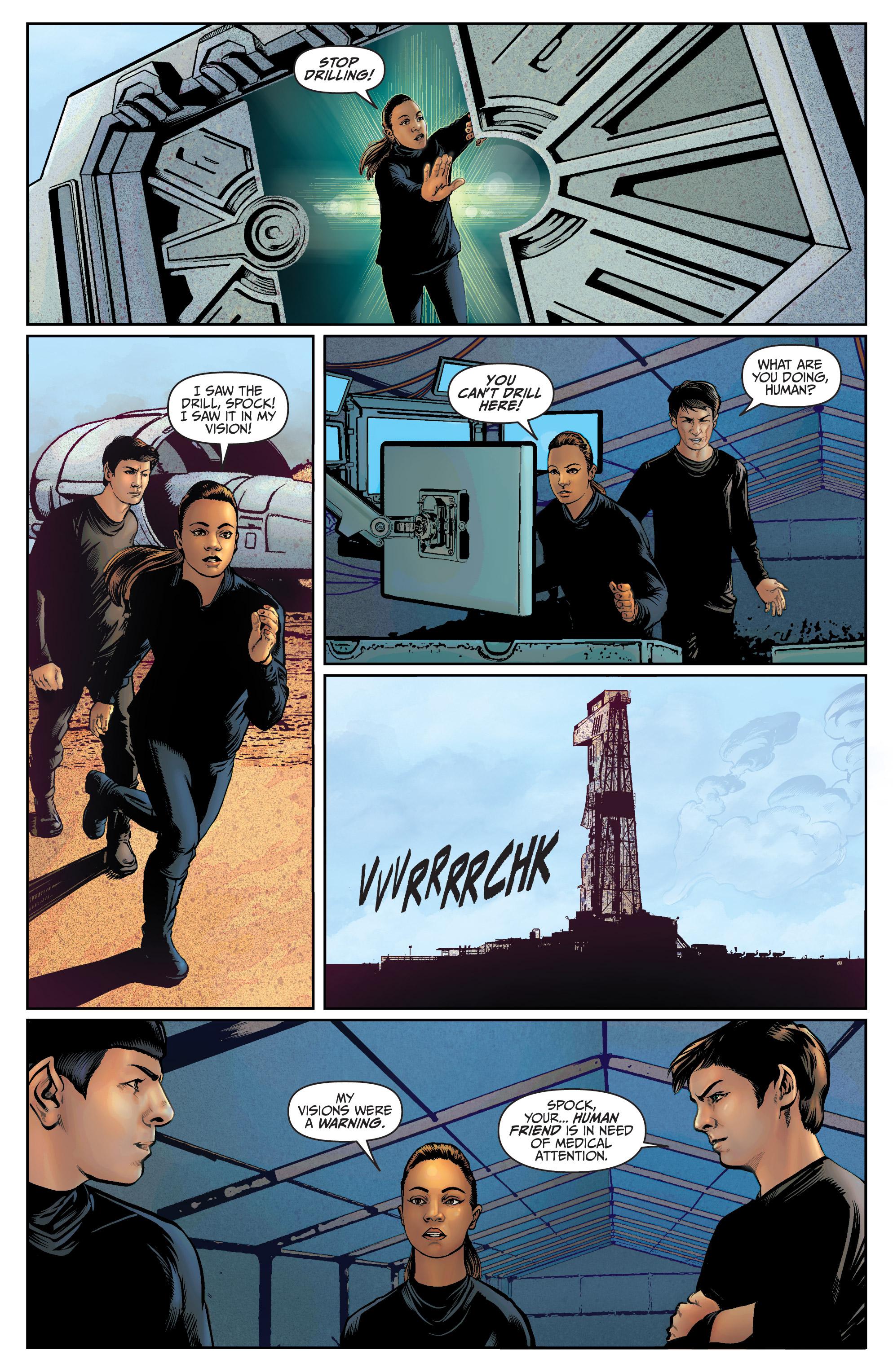 Read online Star Trek: Boldly Go comic -  Issue #9 - 17