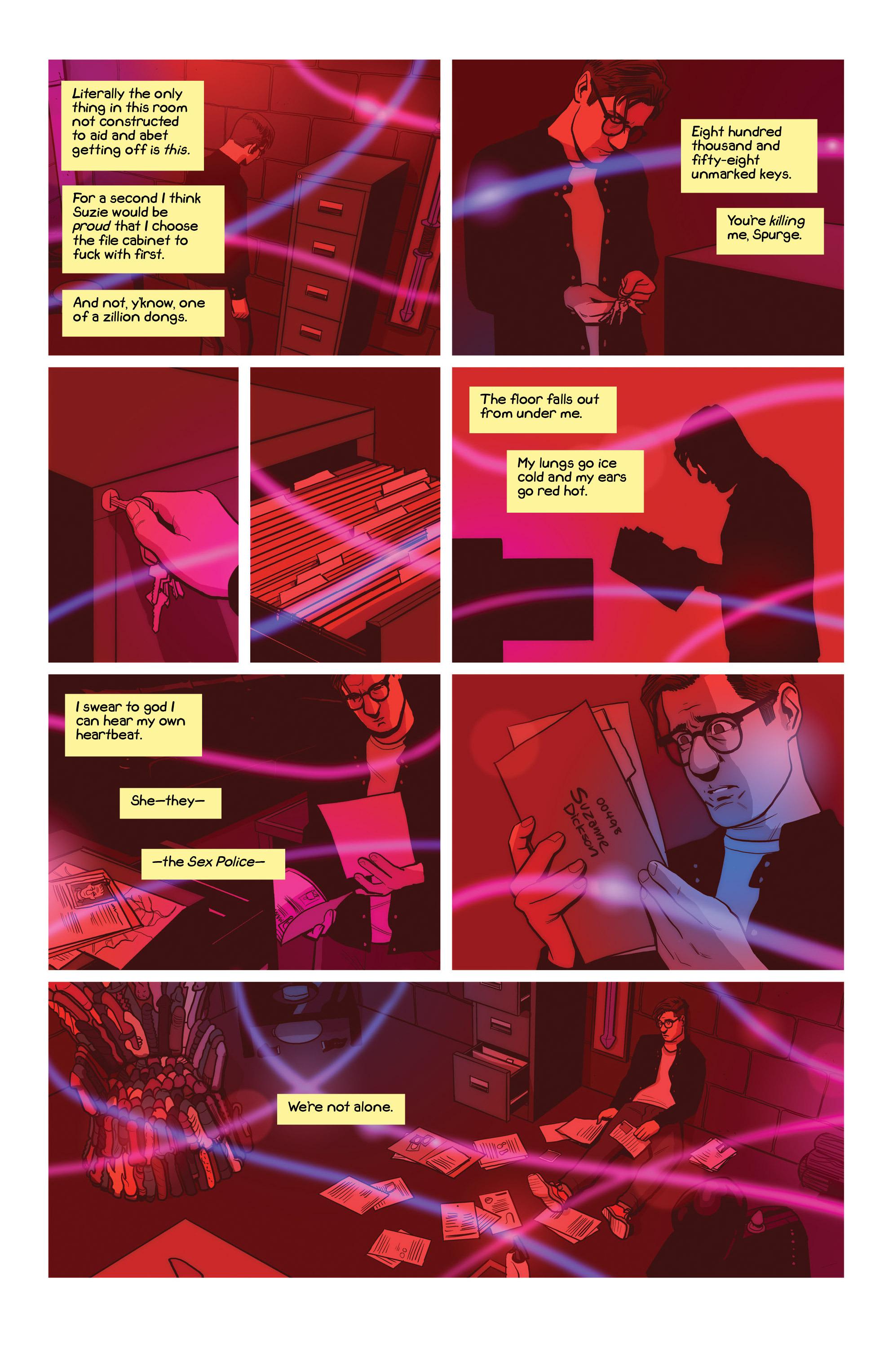 Read online Sex Criminals comic -  Issue #7 - 18